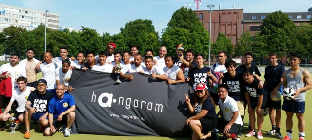 3. Cup – hangaram sagt Danke!
